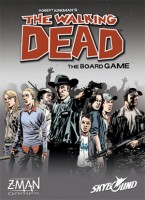 The Walking Dead: The Board Game - Board Game Box Shot