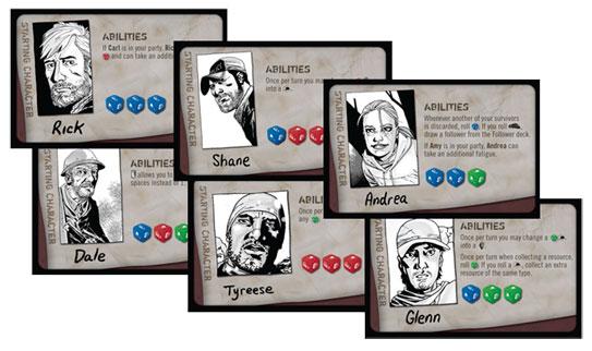 The Walking Dead Kirkman Game