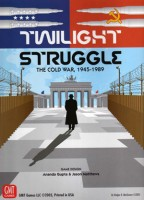 Twilight Struggle - Board Game Box Shot