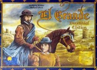 El Grande: Decennial Edition - Board Game Box Shot