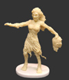 Zombies Female Sculpt