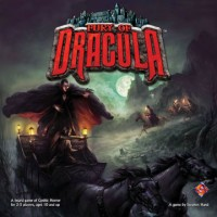 Fury of Dracula - Board Game Box Shot