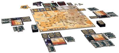 fury of dracula game