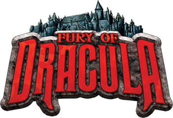 Fury of Dracula Fantasy Flight Game