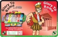 Glory to Rome - Board Game Box Shot
