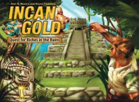 Incan Gold - Board Game Box Shot