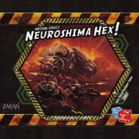 Neuroshima Hex! - Board Game Box Shot