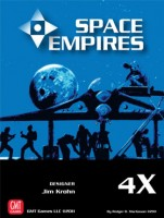 Space Empires: 4X - Board Game Box Shot