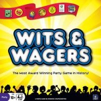 Wits & Wagers - Board Game Box Shot