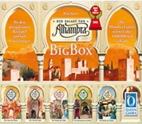 Alhambra: Big Box - Board Game Box Shot