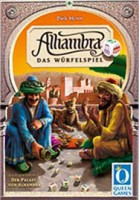 Alhambra: The Dice Game - Board Game Box Shot