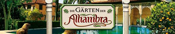 Alhambra Gardens Game