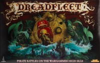 Dreadfleet - Board Game Box Shot
