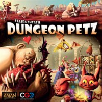 Dungeon Petz - Board Game Box Shot