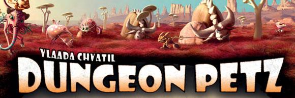 Dungeon Petz title