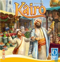 Kairo - Board Game Box Shot