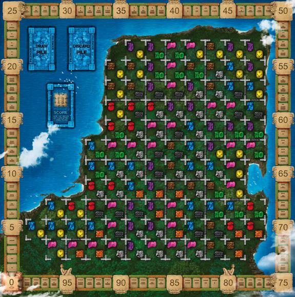 Palenque Game
