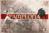 Pamplona – Viva San Fermín! - Board Game Box Shot