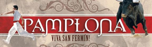 Pamplona – Viva San Fermín! title
