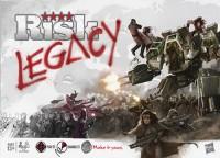 Risk: Legacy - Board Game Box Shot