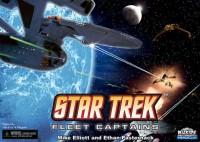 Star Trek: Fleet Captains - Board Game Box Shot