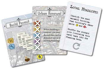 Urban Sprawl Cards