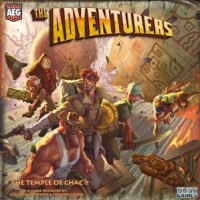 The Adventurers: The Temple of Chac - Board Game Box Shot