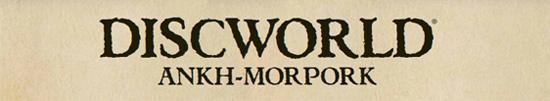 Discworld AnkhMorpork