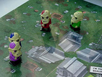 all wound up zombie game