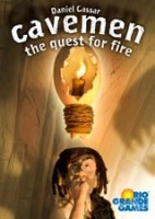Cavemen: The Quest for Fire - Board Game Box Shot