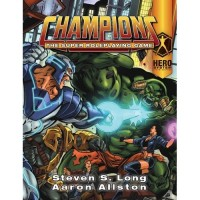 Champions: 6th Edition - Board Game Box Shot