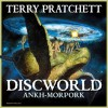Go to the Discworld: Ankh-Morpork page