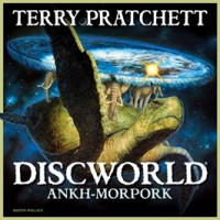 Discworld: Ankh-Morpork - Board Game Box Shot