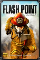 Flash Point: Fire Rescue - Board Game Box Shot