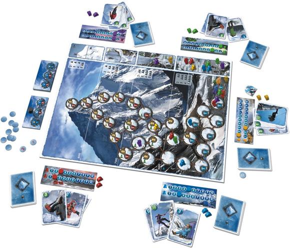 K2 board game