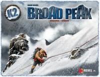 K2: Broad Peak - Board Game Box Shot