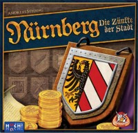 Norenberc - Board Game Box Shot