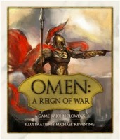 Omen: A Reign of War – Second Edition - Board Game Box Shot