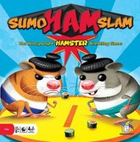 Sumo Ham Slam - Board Game Box Shot