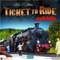 Ticket to Ride: Märklin Edition - Board Game Box Shot