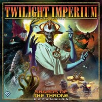 Twilight Imperium: Shards of the Throne - Board Game Box Shot