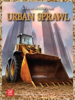 Urban Sprawl - Board Game Box Shot