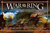War of the Ring - Board Game Box Shot