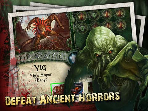 Elder Sign: Omens digital board game - ancient ones