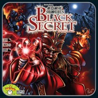Ghost Stories: Black Secrets - Board Game Box Shot