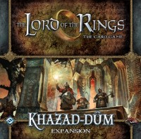 Khazad-dûm Expansion - Board Game Box Shot