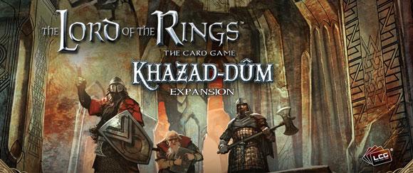 LOTR LCG Khazad Dum deluxe expansion