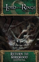Return to Mirkwood Adventure Pack - Board Game Box Shot