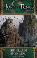 The Hills of Emyn Muil Adventure Pack - Board Game Box Shot