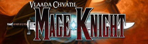 Mage Knight Wizkids Game